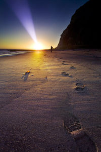 Footsteps_into_the_Sun