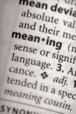 Meaning_defined