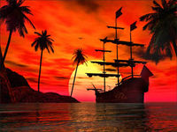 Ship_sunset