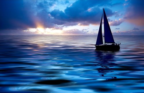 Sailing_sunset_blue