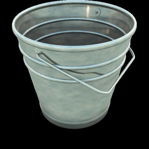 Empty-Bucket-icon