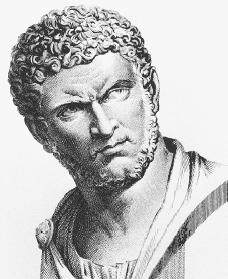 In 180 AD on this day Marcus Aurelius died leaving his two sons Titus and Commodus the co-emperors of the Roman Empire.